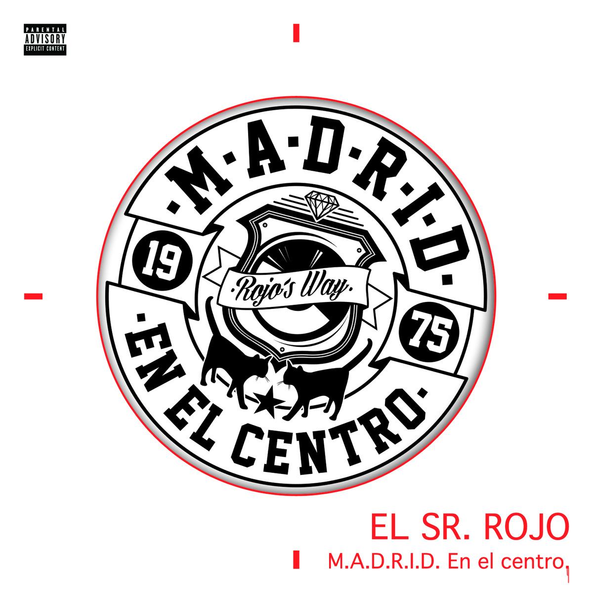 El_sr._rojo_-_m__._a_._d_._r_._i_._d._en_el_centro