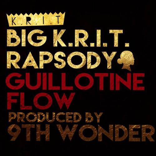 Single_big_krit___rapsody_-_guillotine_flow__prod._9th_wonder_
