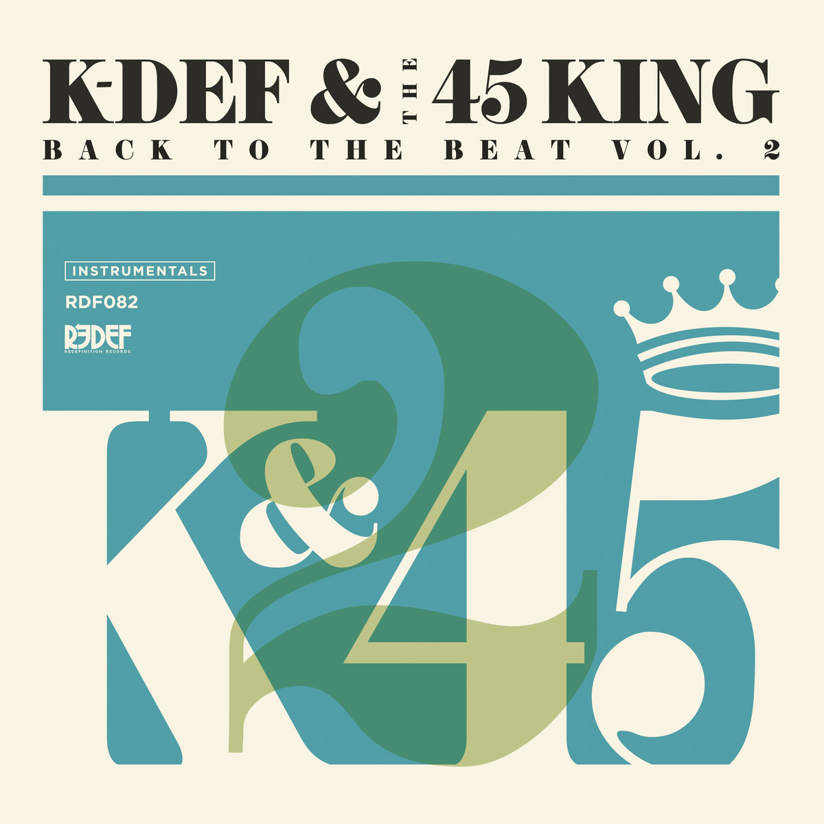 K-def___the_45_king_presentan_back_to_the_beat__volume_2