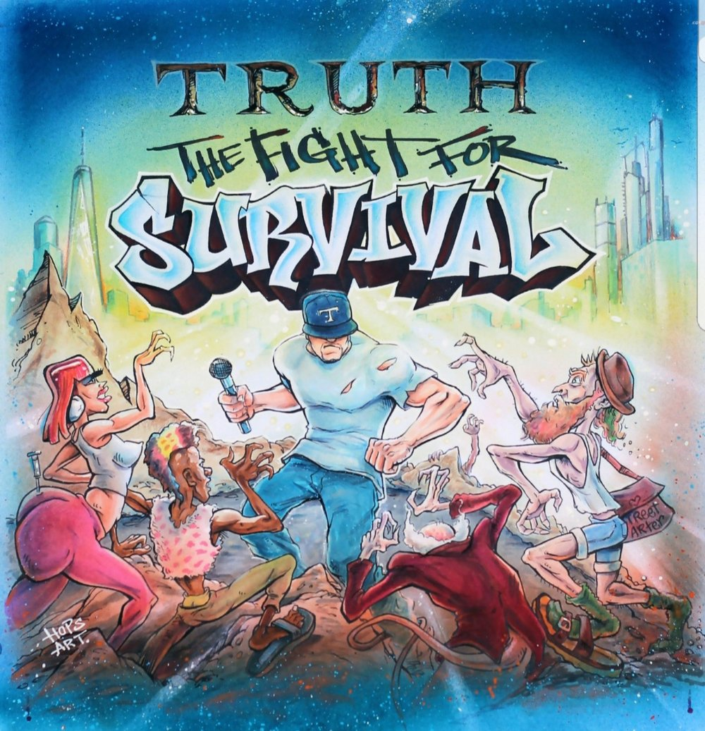 Truth_-_the_fight_for_survival