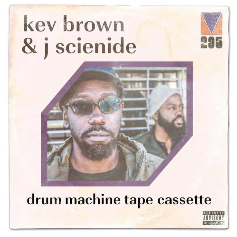 Kev_brown___j_scienide___drum_machine_tape_cassette