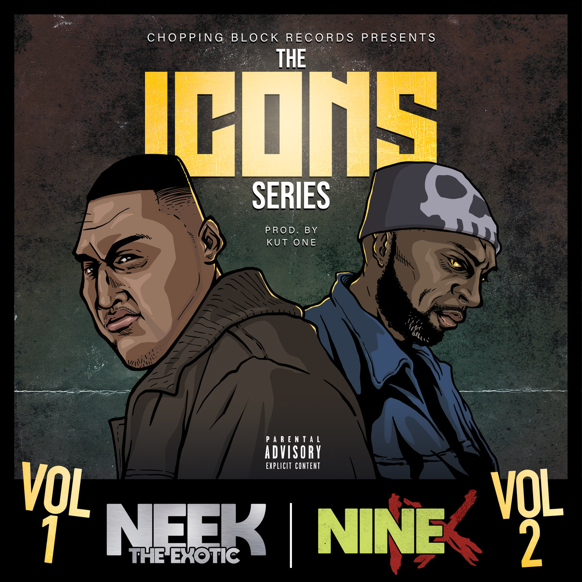 Kut_one_x_neek_the_exotic_the_icons_series_vol_1