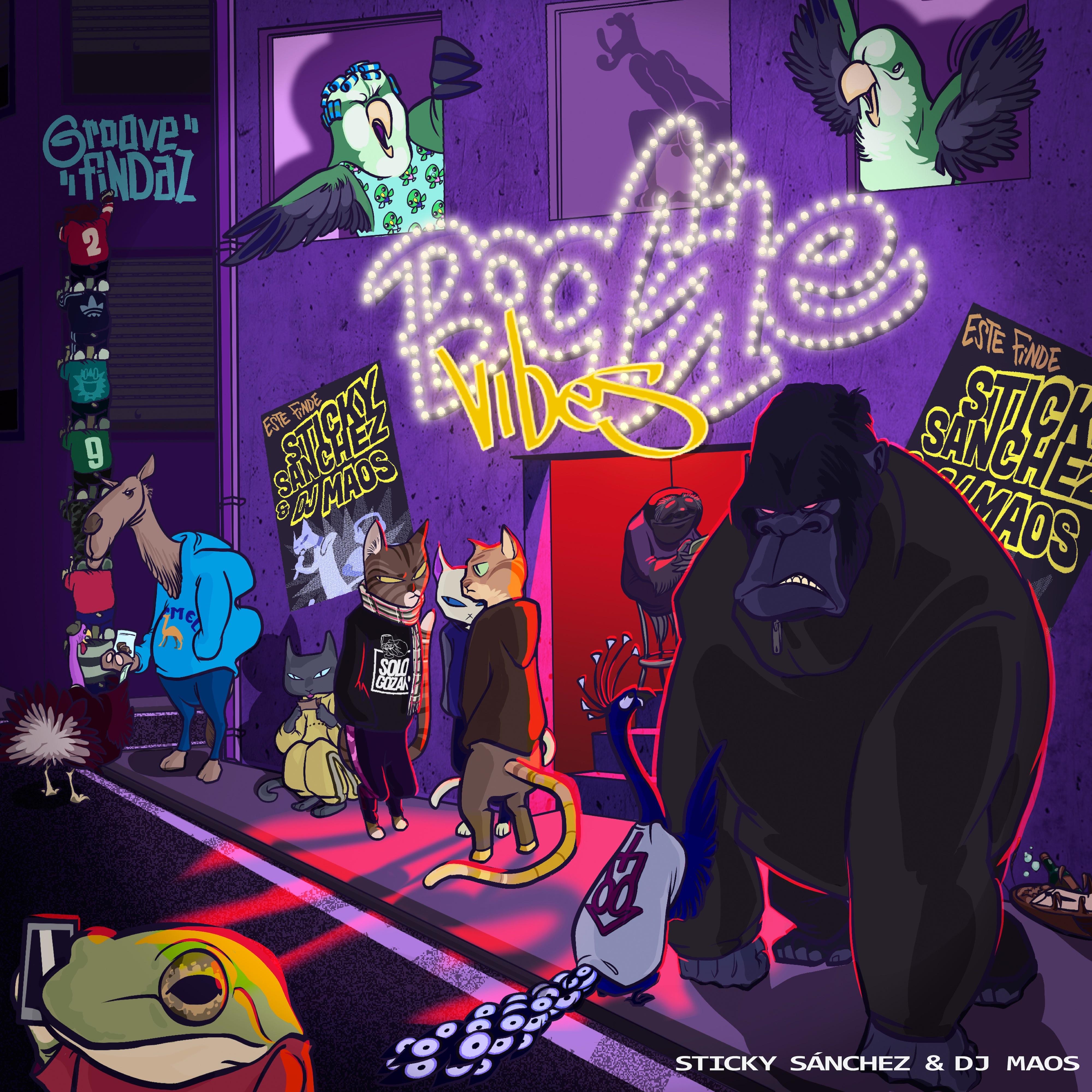Sticky_s_nchez___dj_maos__boogie_vibes__portada