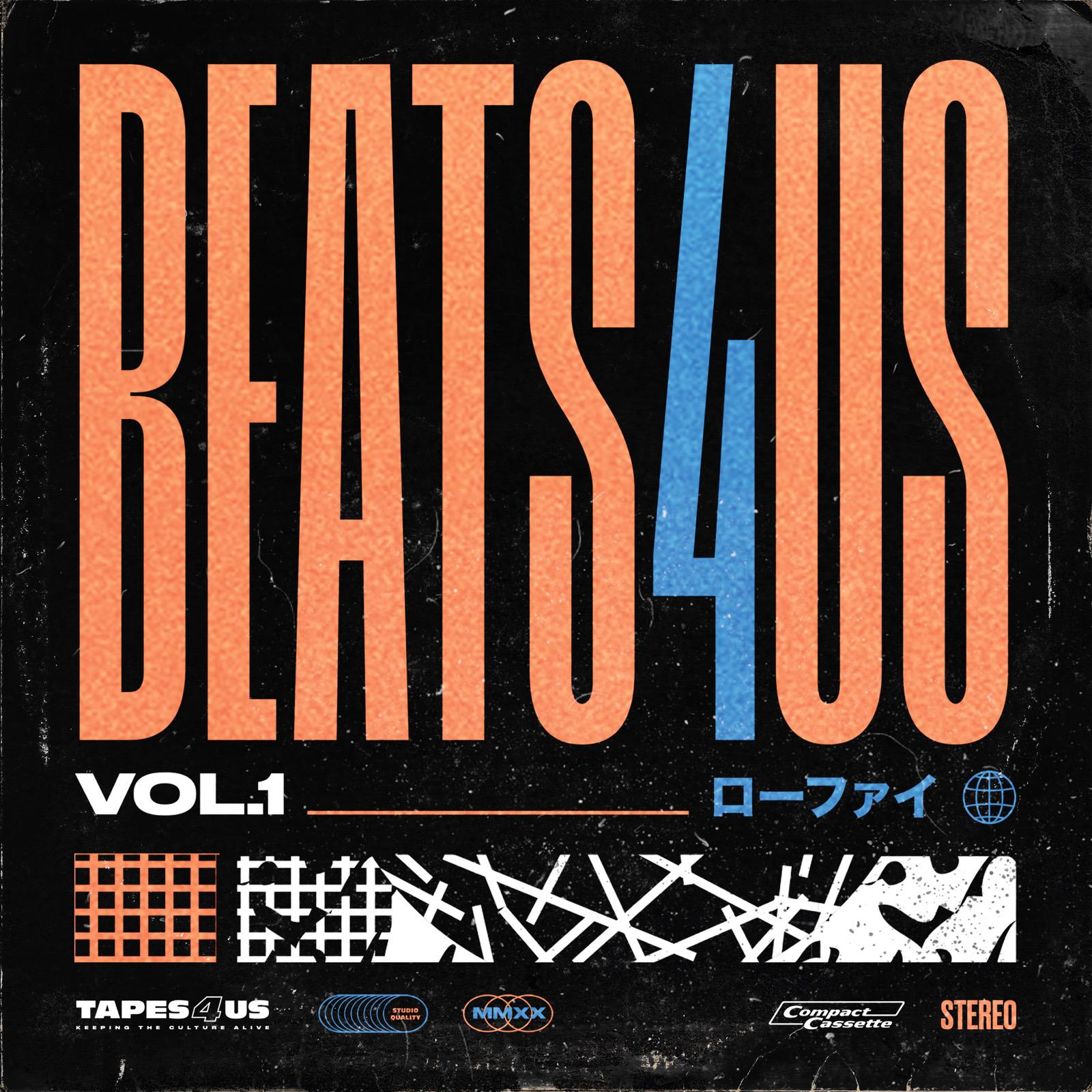 Tape4us_beats4us_vol1