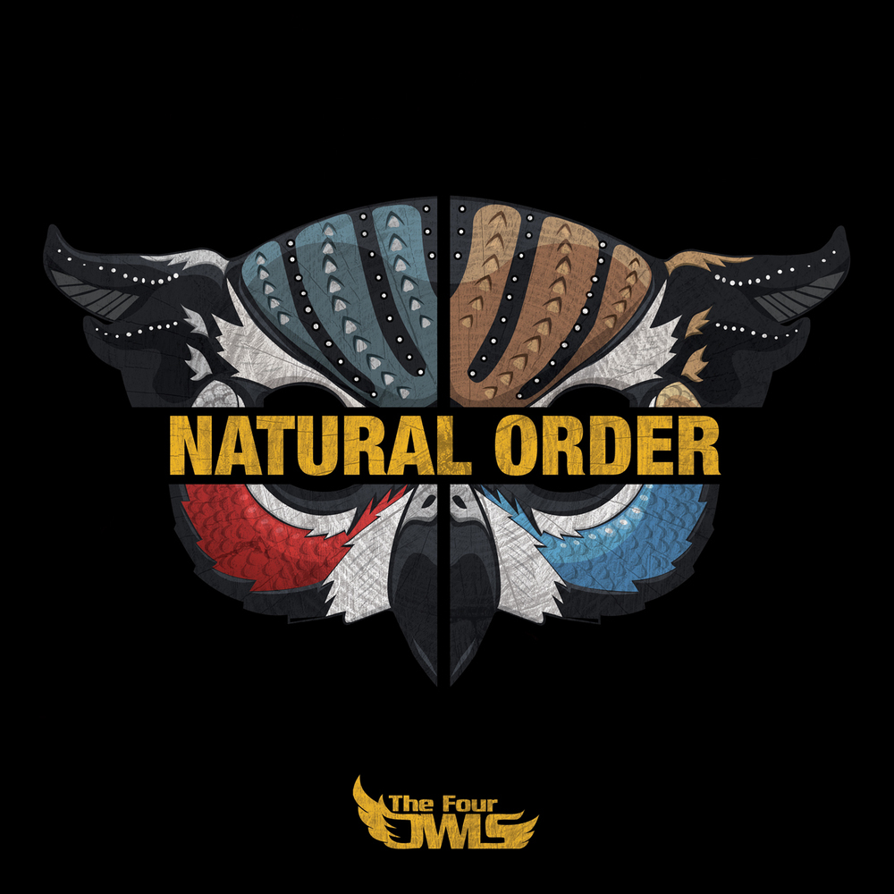 The_four_owls_-_natural_order