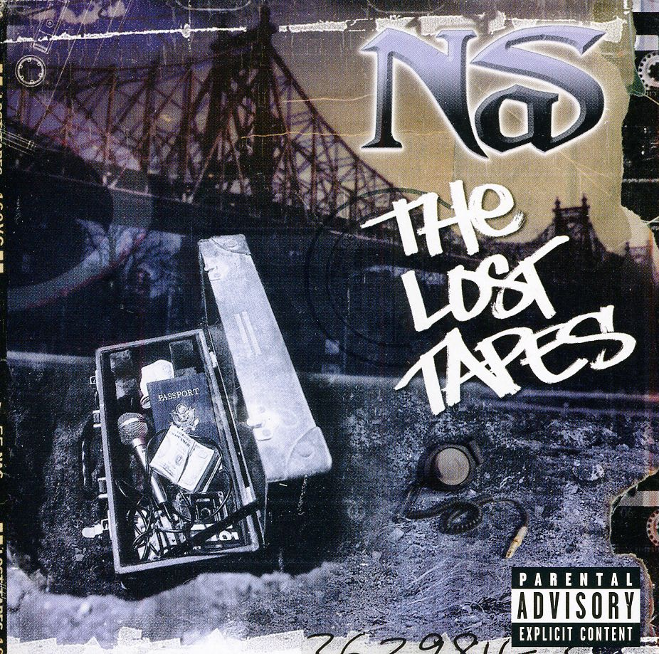 Nas_-_the_lost_tapes_-_portada