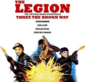 The_legion_-_three_the_bronx_way
